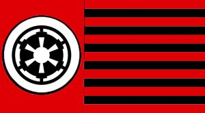 New Galactic Empire Flag 2 by Jax1776