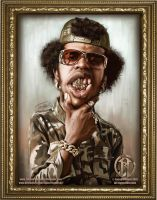 Trinidad James by Bigboithomas84