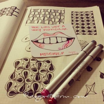 lips by abecediary