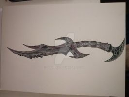 daedric sword by 3quarks