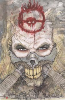 Immortan Joe Mad Max Fury Road by ChrisOzFulton