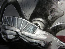 Playing Cards, detail by TheBreadmaster