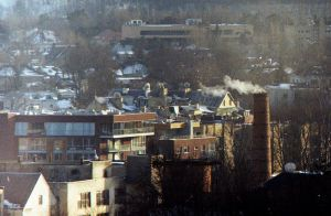 My City XII by Baltagalvis