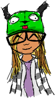 Me :D by The-Muzick-Girl