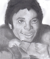 The king of Pop by Earith