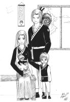 Family Portrait 2 by Itachi-girl214