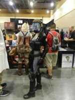 Phoenix Comicon 2014 Resident Evil Lupo by Demon-Lord-Cosplay