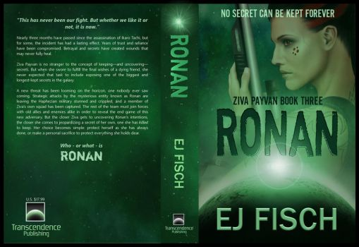 Ronan: Ziva Payvan Book 3 by theant4