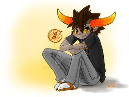 Tavros by NiloXylo