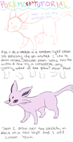 Pokemon tutorial? by lonehuntress