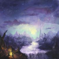Camp by abigbat