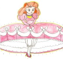 NES Zelda 2 by Aquateen510