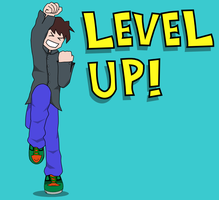 Level Up by Pencilghost