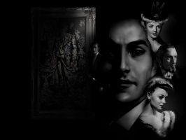 The Picture of Dorian Gray by JillGiovanni