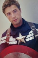 Captain America by beethy