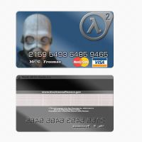 Combine Credit Card by tgnrogue
