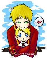 Hetalia - Colonial Love by Fire-from-the-Ashes