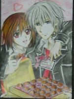 Vampire Knight: Valentine by 28maeko