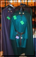 My Cloak Sale at Lincoln by Thaly