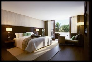 Bed Room, India, Andy Fisher by Neellss