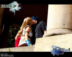 FFXIII FFVXIII: Final Kiss by wtfproductionsskits