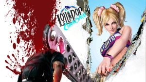 Lollipop Chainsaw V1 by Germanwallpaper