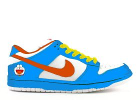 Nike Dunk Doraemon by rah220