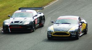 Aston Martin, Race For Finish by Rari-0-60