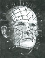 Pinhead by drewivy