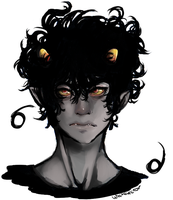Karkat by WhiteVector