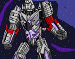 Megatron by Omega-Knight01