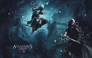 Assassin's Creed Wallpaper by GFX-3ngine