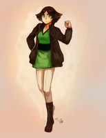 Buttercup by BloodnSpice