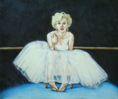Marilyn Monroe... by JeremyOsborne