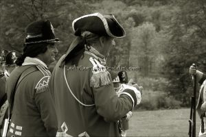US Rev War Display 22 by KWilliamsPhoto