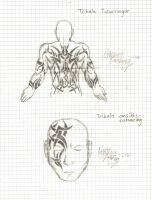 Tribal Tattoos by DarkDisguise