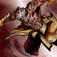 AsuraWrath by TopGodzilla