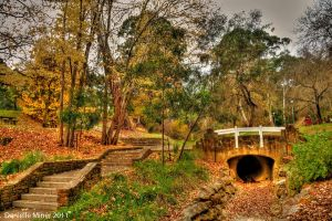Hepburn Springs HDR by DanielleMiner