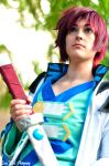 Asbel by StavGuini