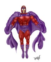 Magneto by DanloS