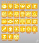 BGO - Light Spell Icons by YelZamor