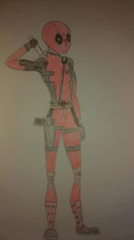 [other] Deadpool by Brook8000