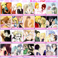 My Top 20 Couples by xDerin-Chan
