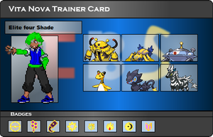 I.B.S Trainer Card - Shade by JonicOokami7