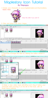 Maplestory Icon Tutorial by Firepoppy