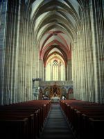 Meissen - the cathedral VI by Hikari129