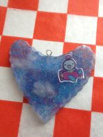 Resin Charm by WISH4000