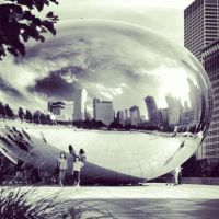 Cloud Gate by mmusgjerd