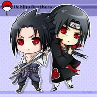 - Uchiha Brothers - by CuBur