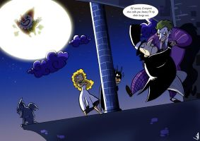 Batman: Beauty and the Beast by JimSam-X